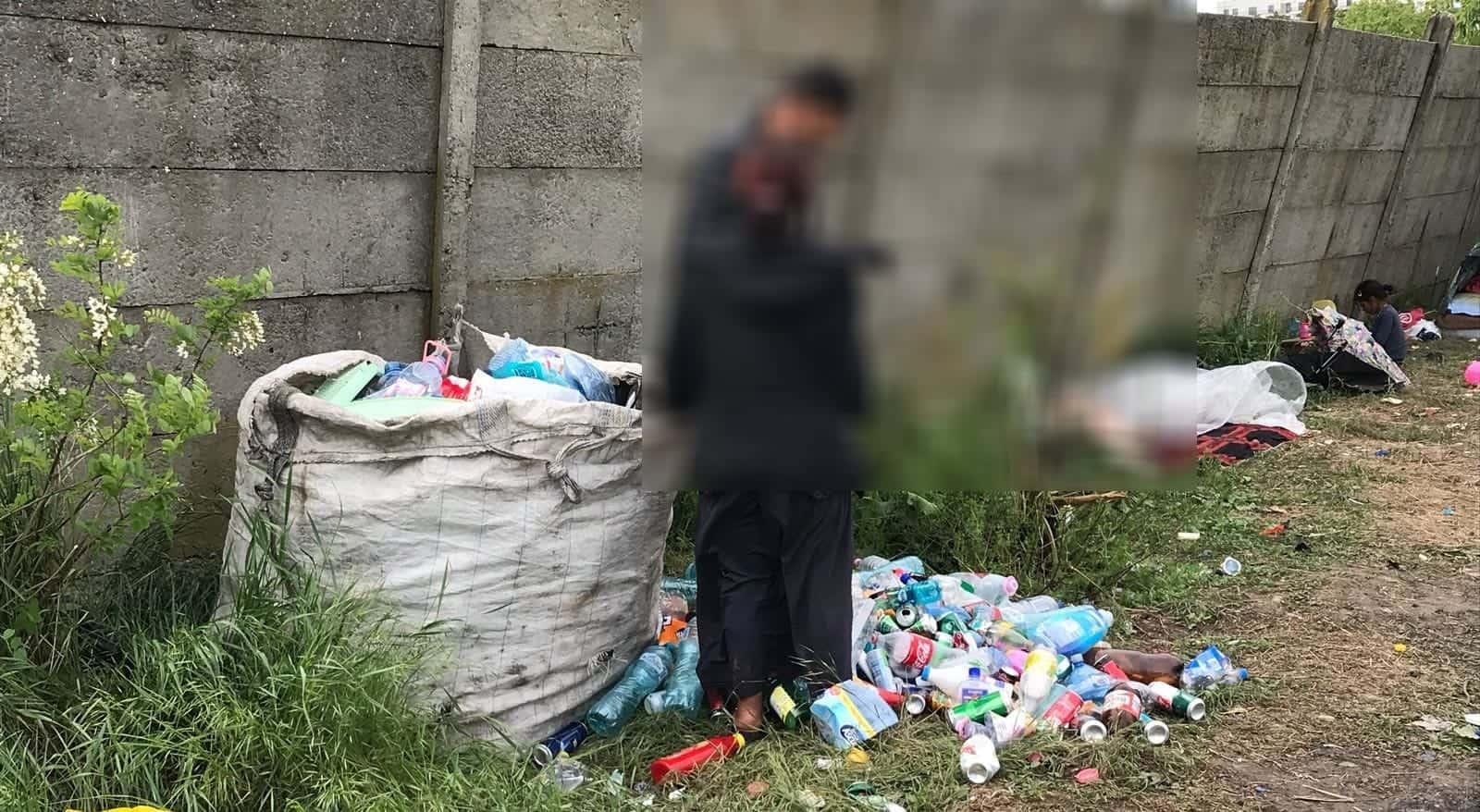 politia locala gunoaie pe valea portului