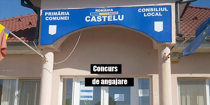 Castelu concurs de angajare 2