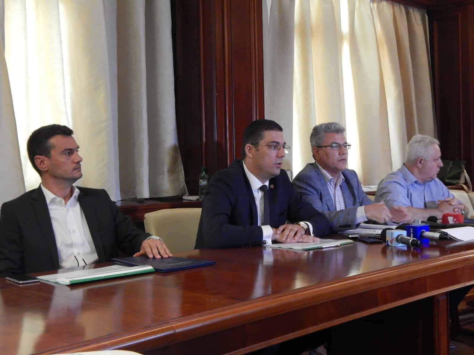 Ioan Denes – Horia Tutuianu – Dan Jeaca – Hristu Uzun