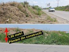 Dezastru ecologic pe varianta Constanța-Ovidiu (foto + video dronă)