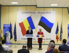 Premierul Viorica Dăncilă, huiduită la Constanța. I s-a cerut demisia!