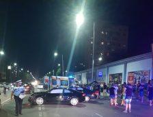 Accident rutier pe b-dul Aurel Vlaicu! Patru persoane au fost rănite