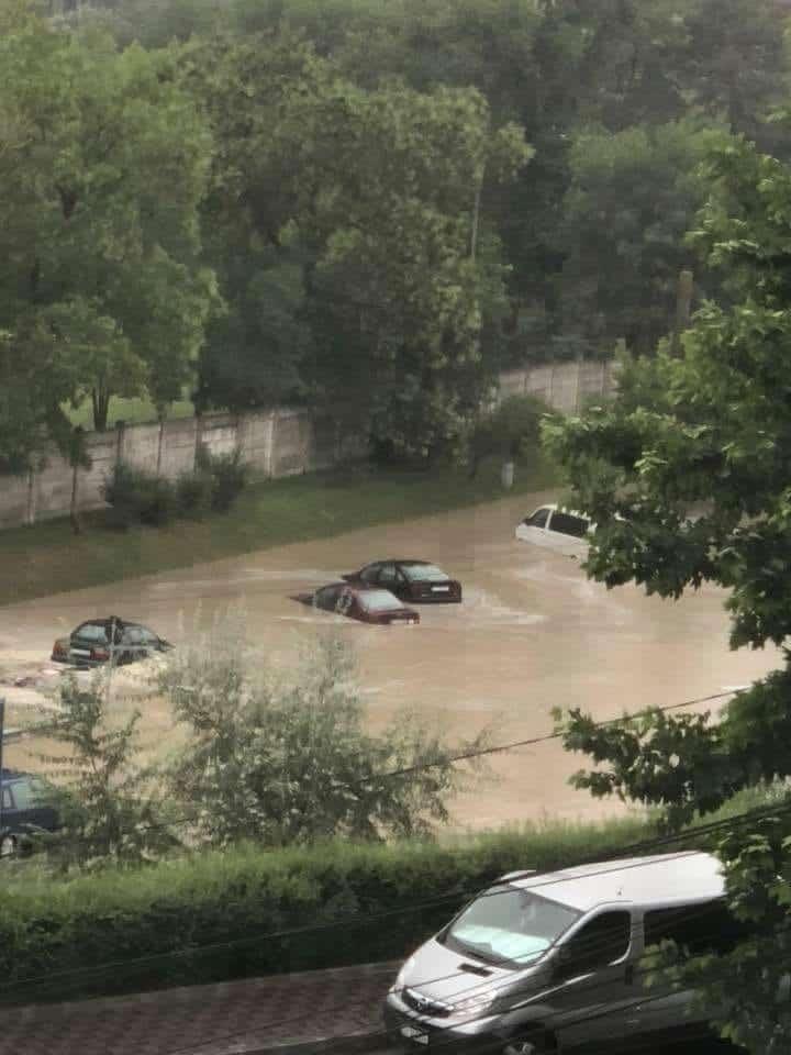 inundatii cernavoda iulie 20182