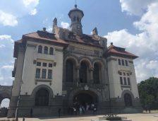 Celebrul naist Nicolae Voiculeț concertează în Piața Ovidiu din Constanța