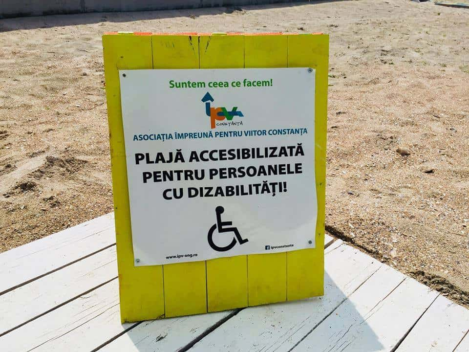 plaja dizabilitati