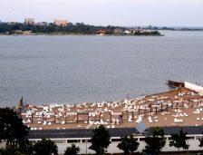 Un bărbat și-a pierdut viața în lacul Techirghiol! Avea 76 de ani