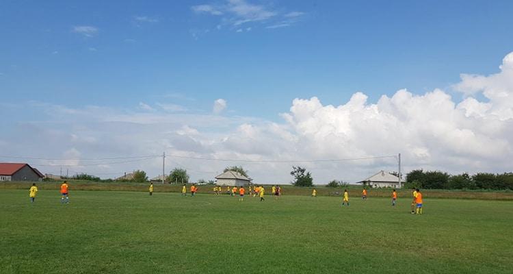 Fotbal Nisipari 6