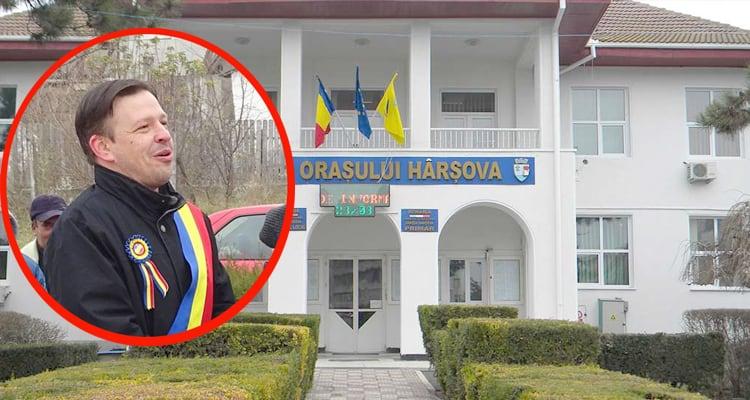 Primar Viorel Ionescu Harsova