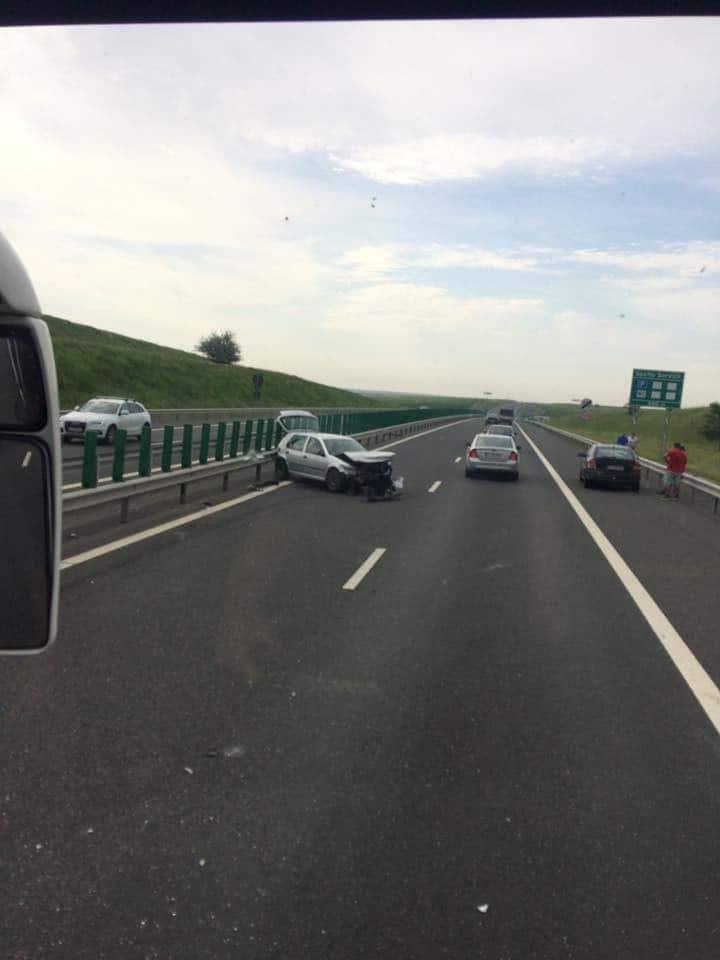 accident autoistrada