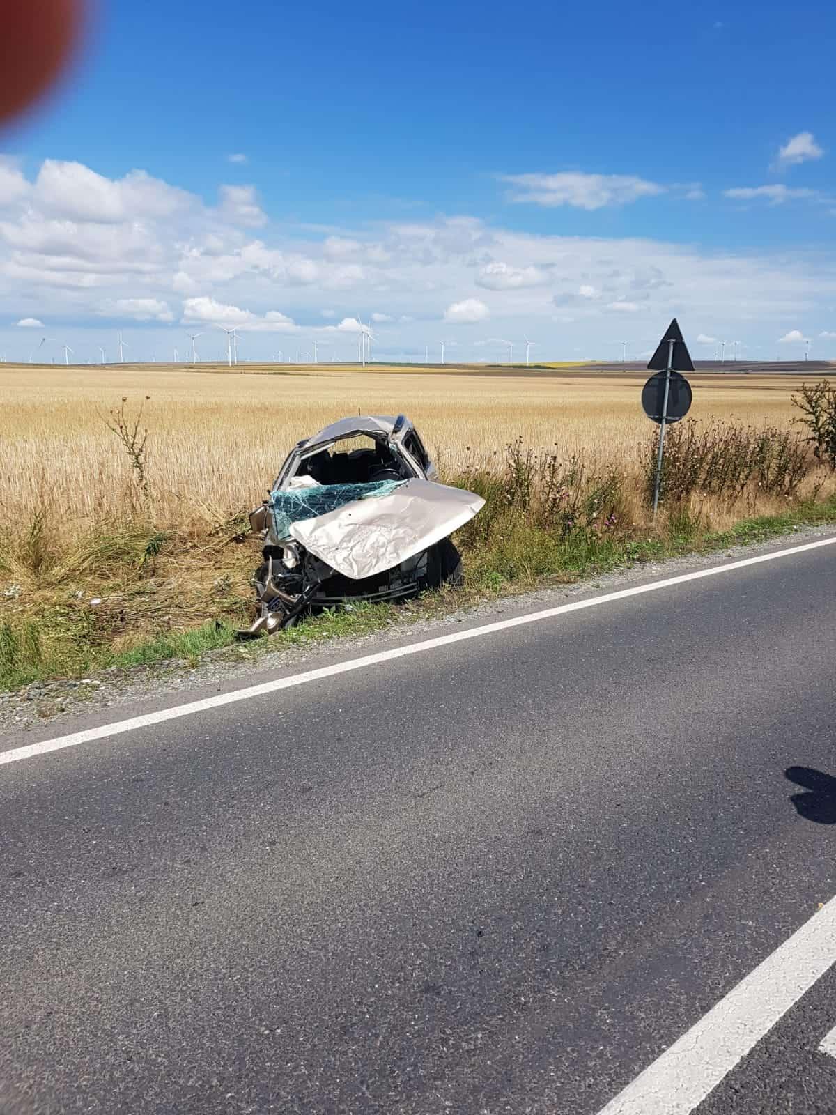 accident rutier mihai viteazu2