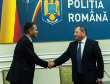 Donație de peste un milion de dolari pentru Poliția Română făcută de o companie de țigări! Vezi pentru ce