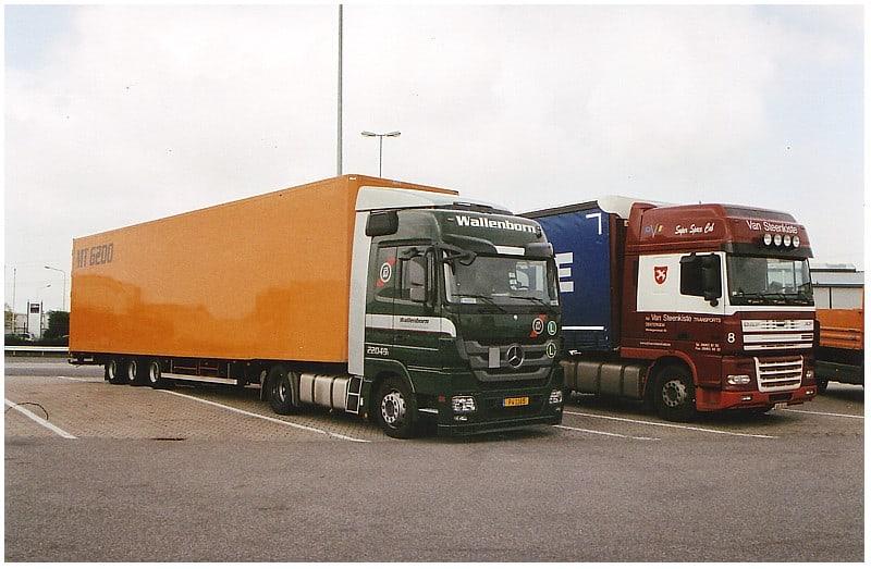 camioane wallenborn