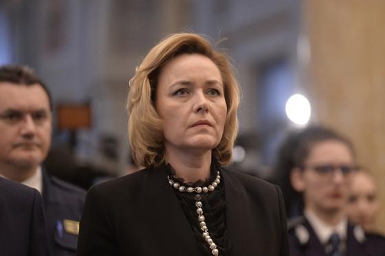 DECERNAREA TITLULUI DE POLITIST AL ANULUI – CERCUL MILITAR – BUC