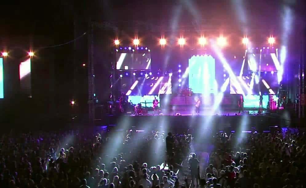 concert plaja