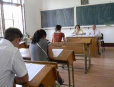 238 de candidați  din județul Constanța susțin examenul de definitivare în învățământ