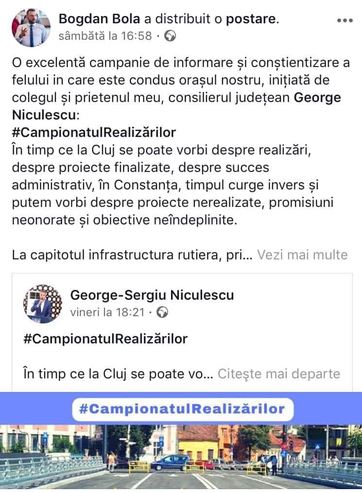 mesaj postare Bola sustinere campanie Niculescu_8737