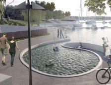 Zona de relaxare și agrement în orașul Ovidiu, proiect de peste șase milioane de lei