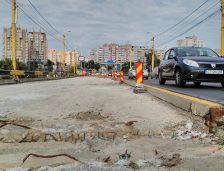 Ce spune proiectantul despre stadiul lucrărilor la podul de la Butelii și ce promitea Făgădău în noiembrie 2017
