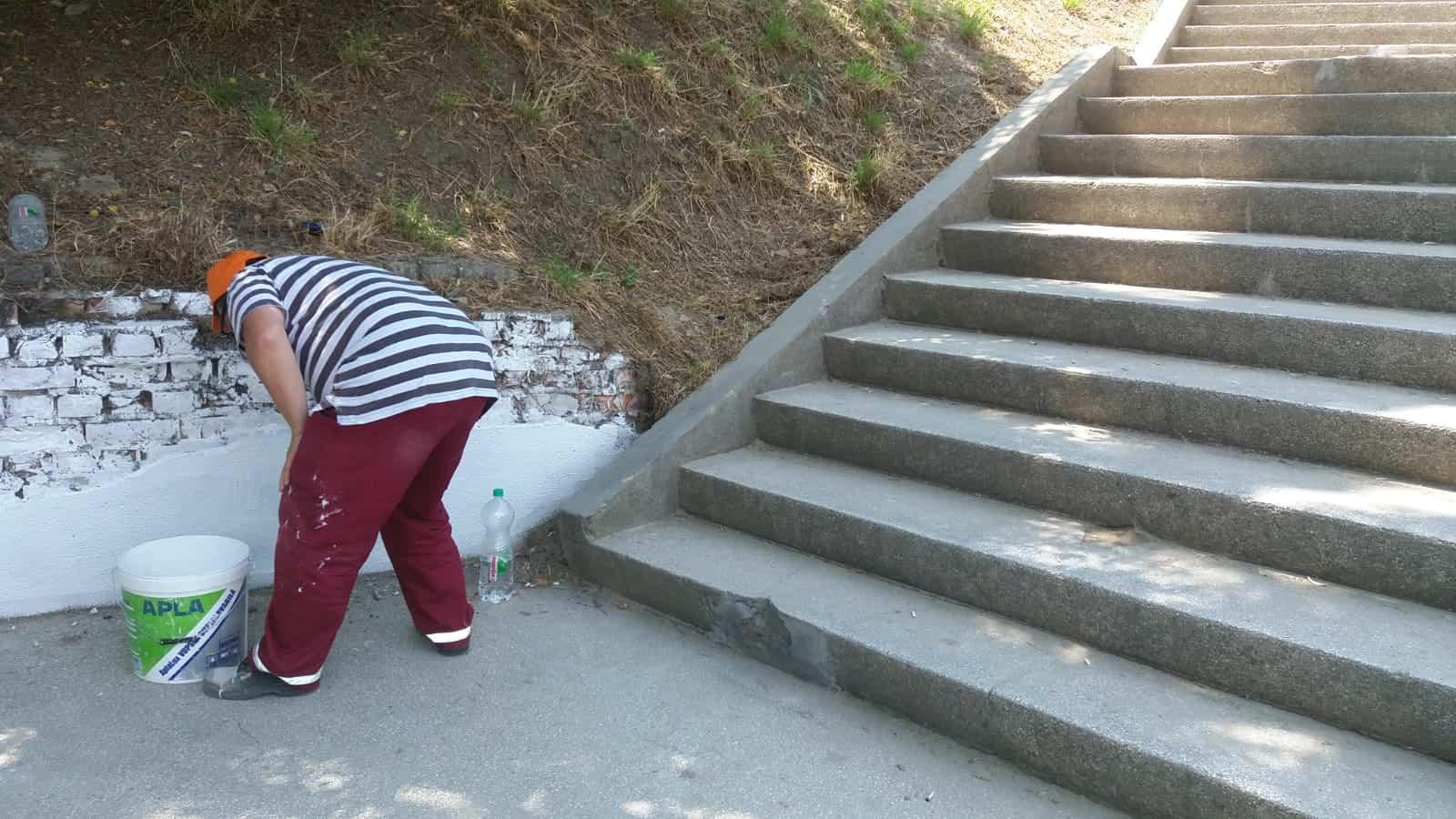 reabilitare trepte plaja modern6