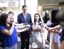 Ministrul Sănătății, Sorina Pintea este nemulțumită de felul în care arată spitalul județean din Constanța