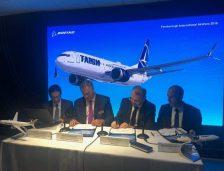 România cumpără cinci aeronave Boeing 737-MAX8 noi! Azi s-a semnat contractul