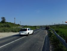 Biciclist omorât la ieșire din localitatea Saligny