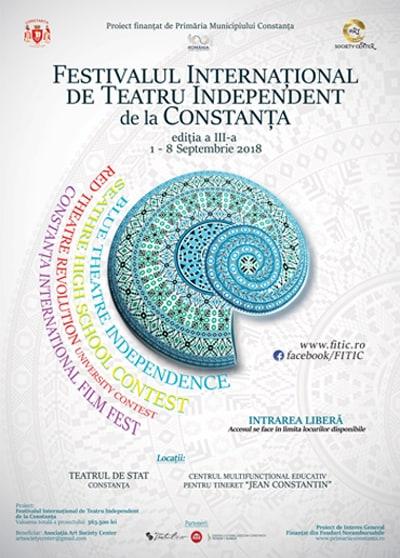 Festivalul Internațional de Teatru Independent de la Constanța