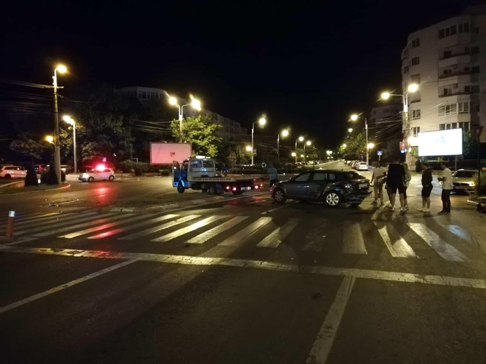 accident noaptea constanta