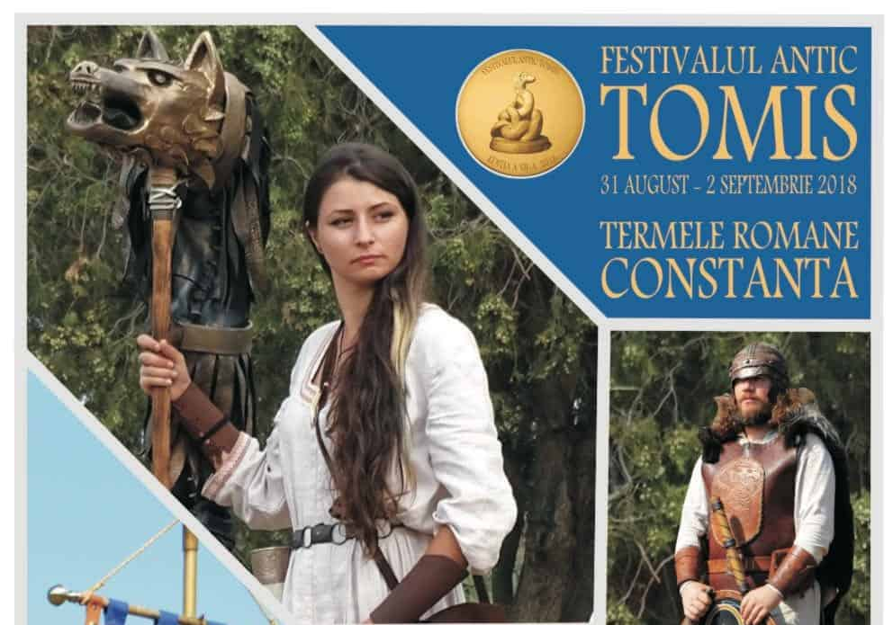 afis Festivalul Antic Tomis