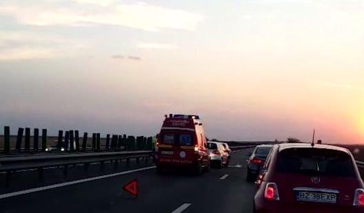 autostrada soarelui seara