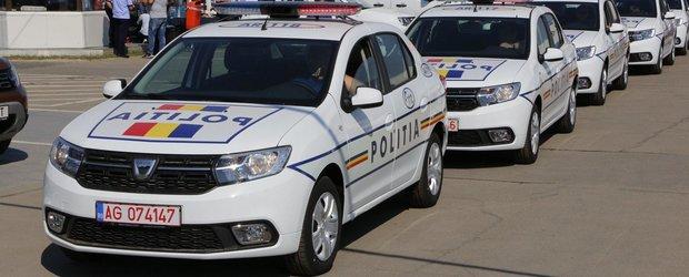 dacii noi politie