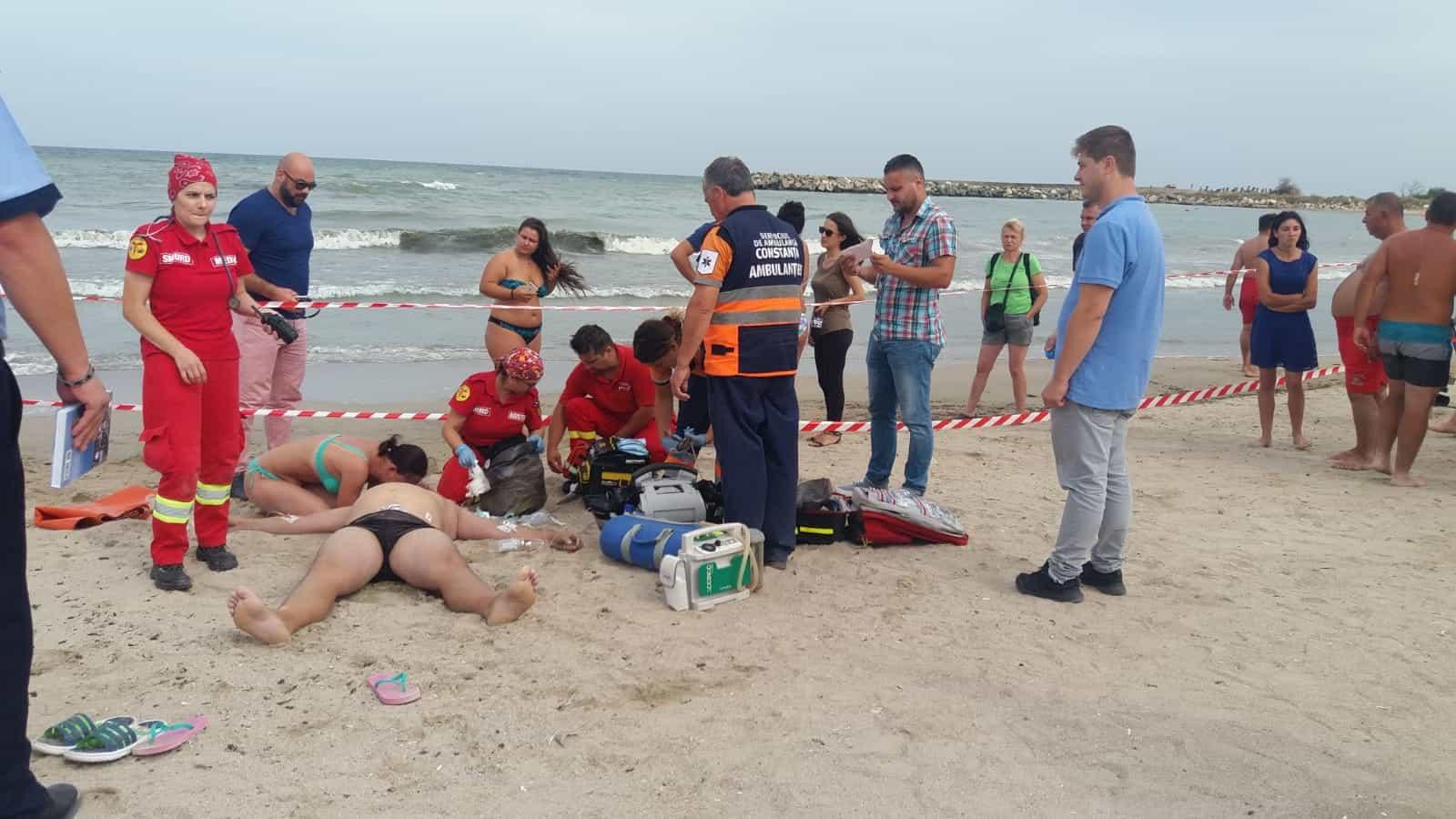 decedat mangalia plaja
