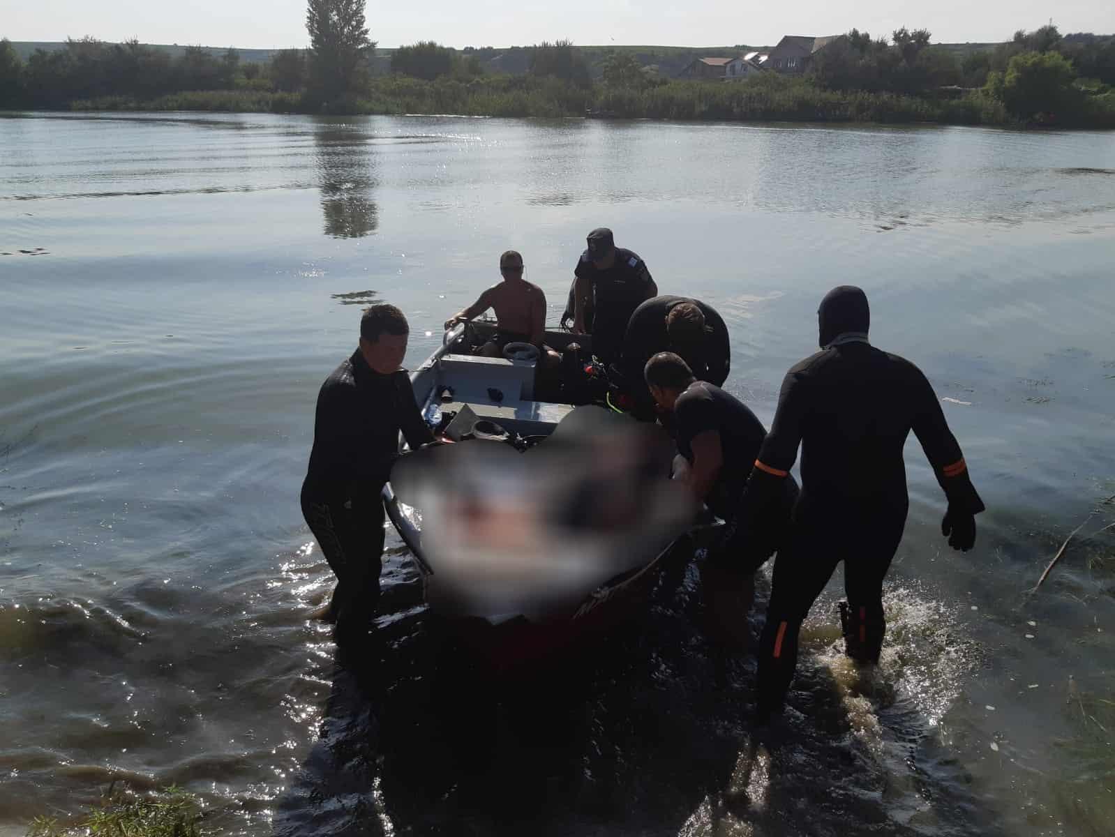 gasit barbatul cazut nava cernavoda