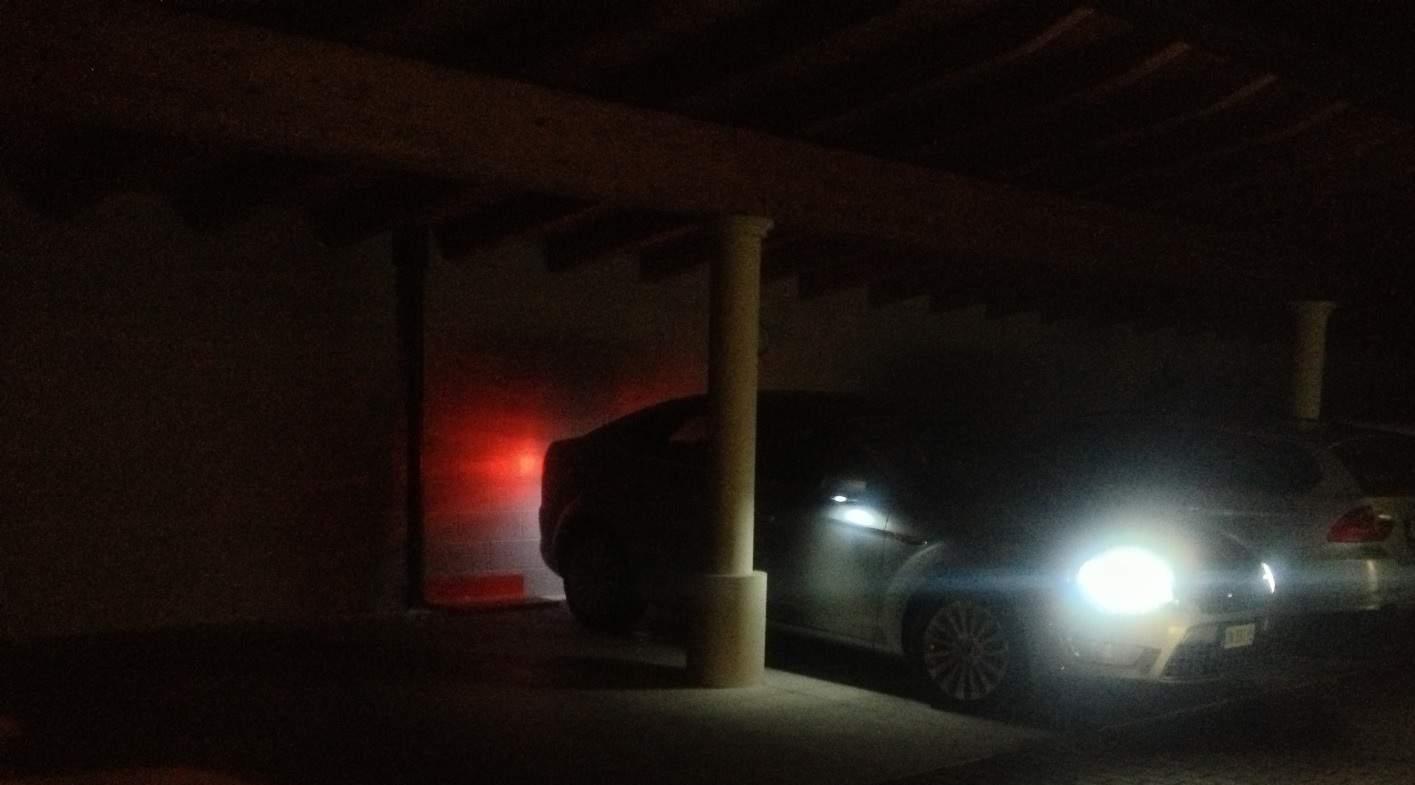 mangalia noaptea