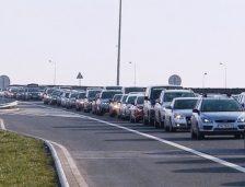 Valori foarte mari de trafic în județul Constanța și pe Autostrada Soarelui