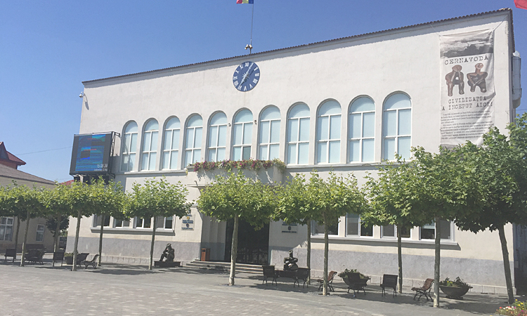 Primaria din Cernavoda