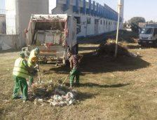 Se igienizează stadionul Farul! Polaris M Holding ajută Primăria Constanța