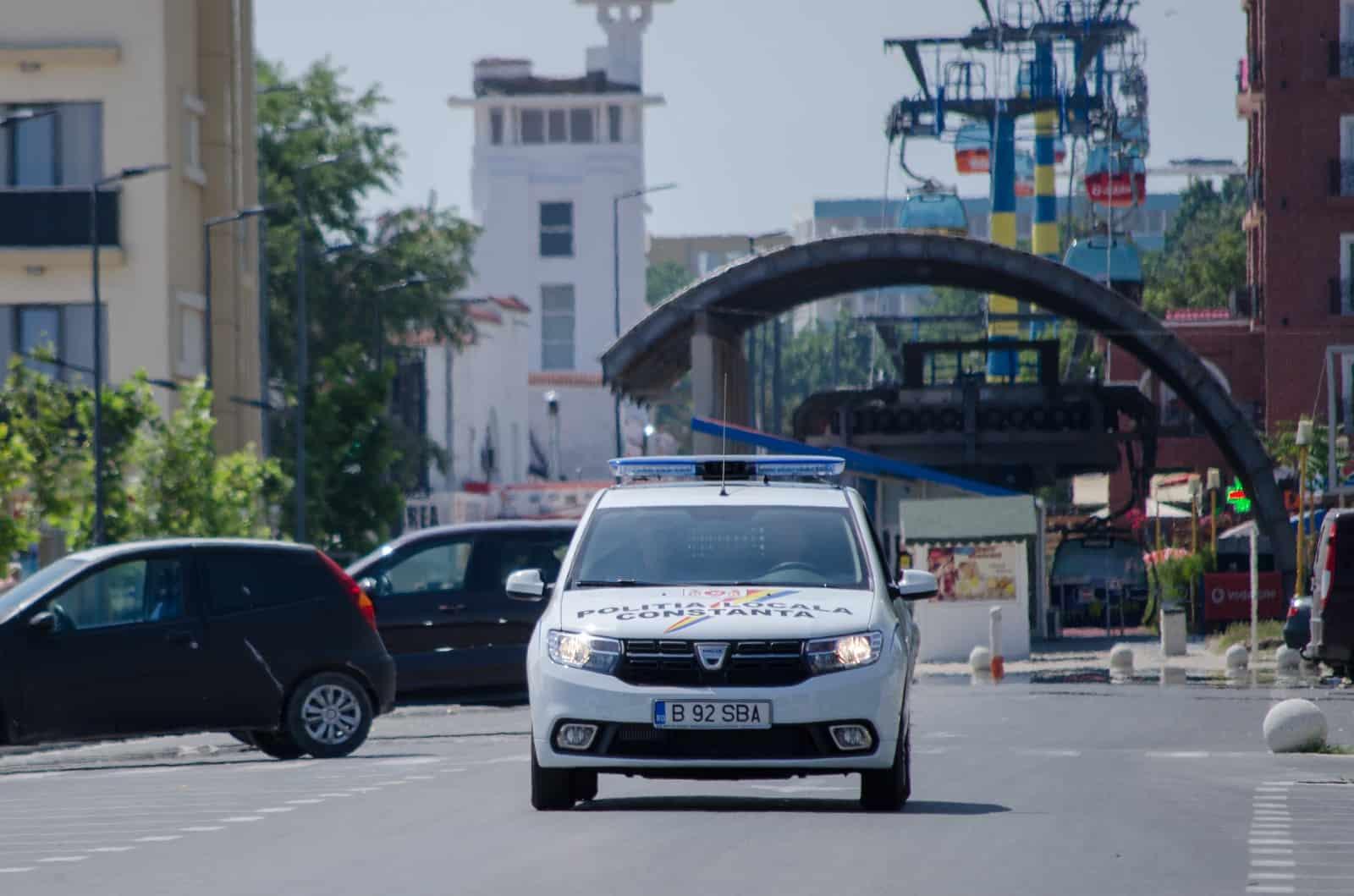 politia locala in mamaia