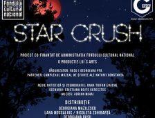"Mâine, la Planetariul din Constanța va avea loc spectacolul ""Star Crush"""