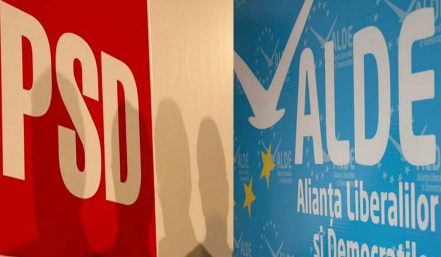 coalitie PSD – ALDE