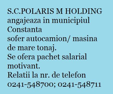 Polaris M Holding