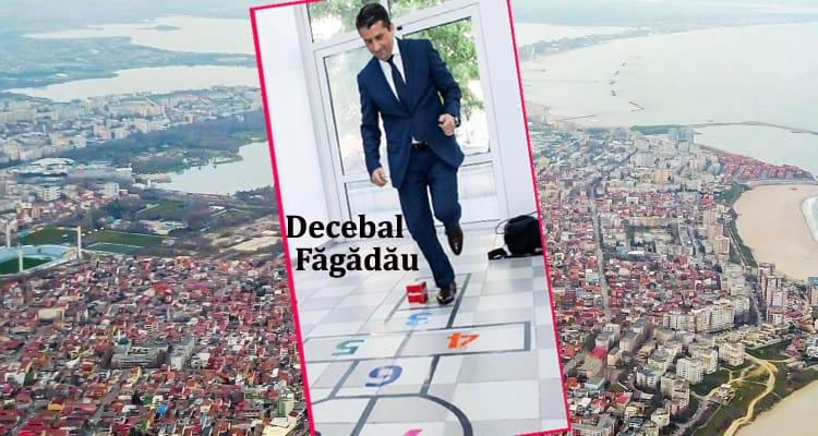Fagadau vinde terenuri