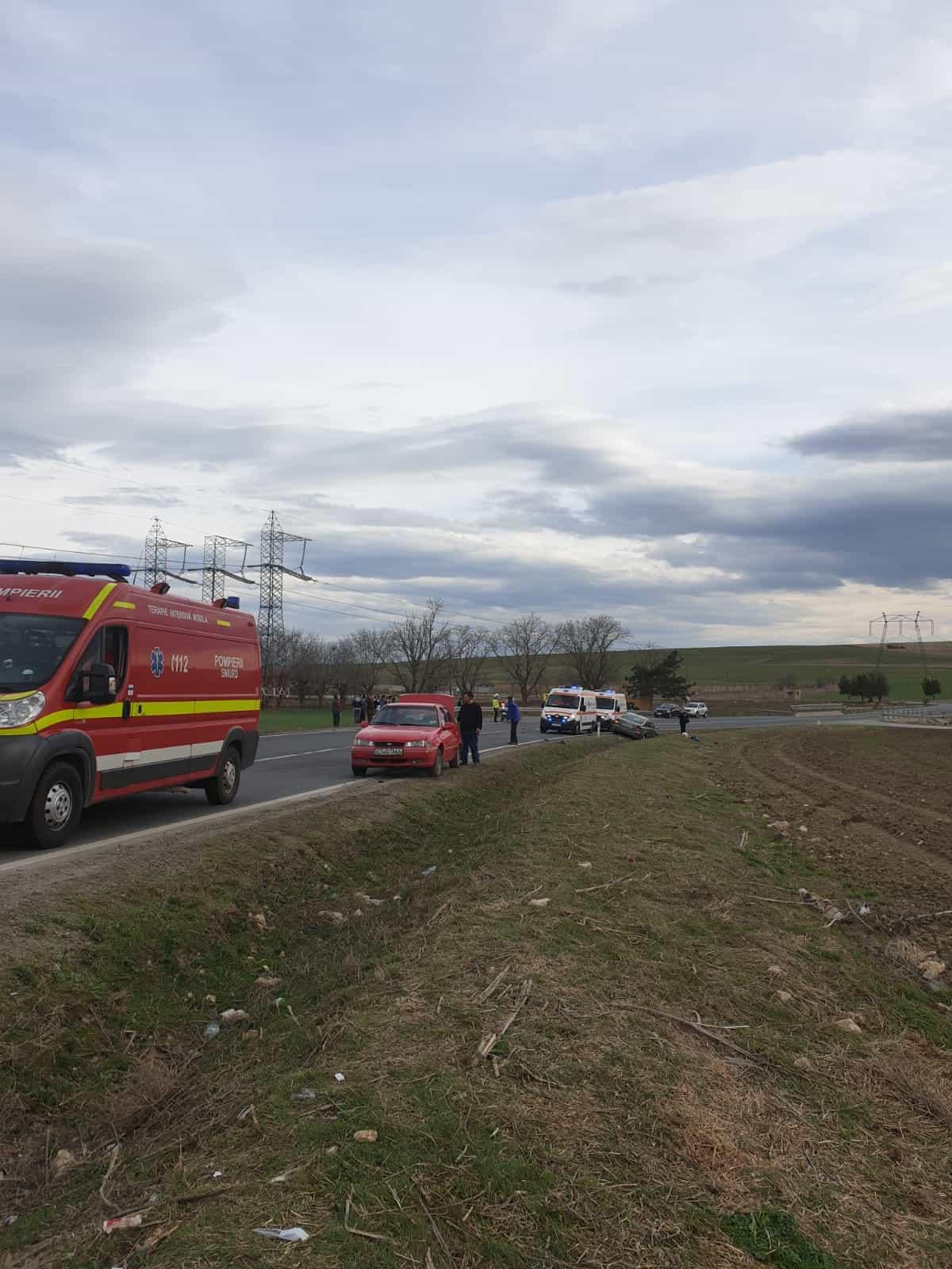 accident rutier sibioara