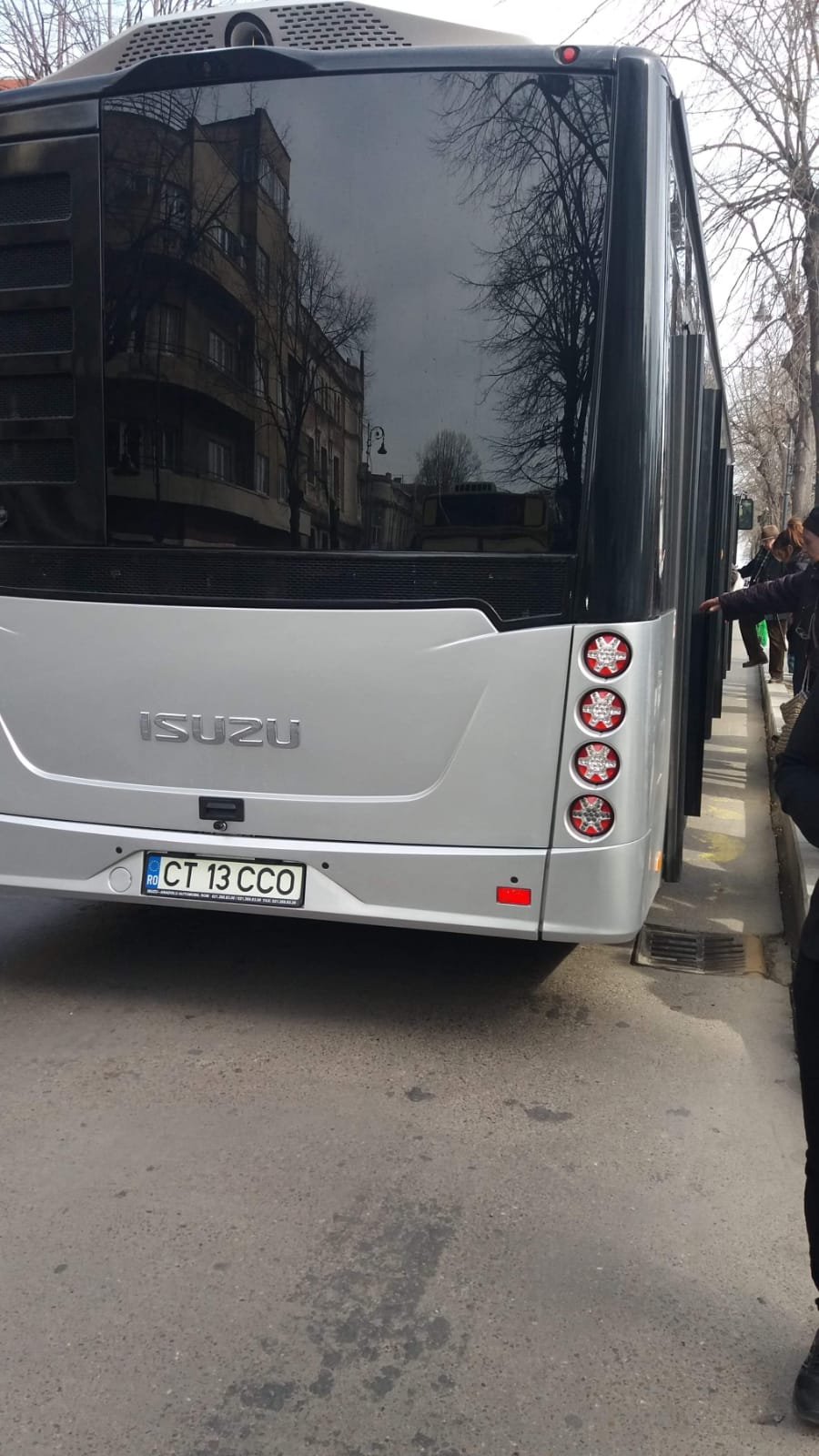 autobuz cu probleme