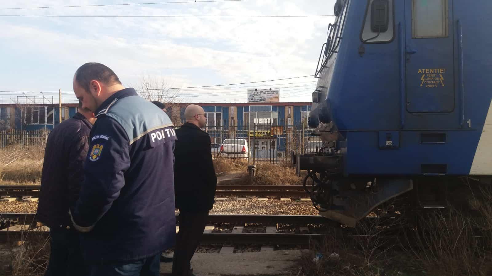 cale ferata accident