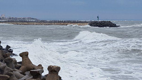 furtuna pe mare