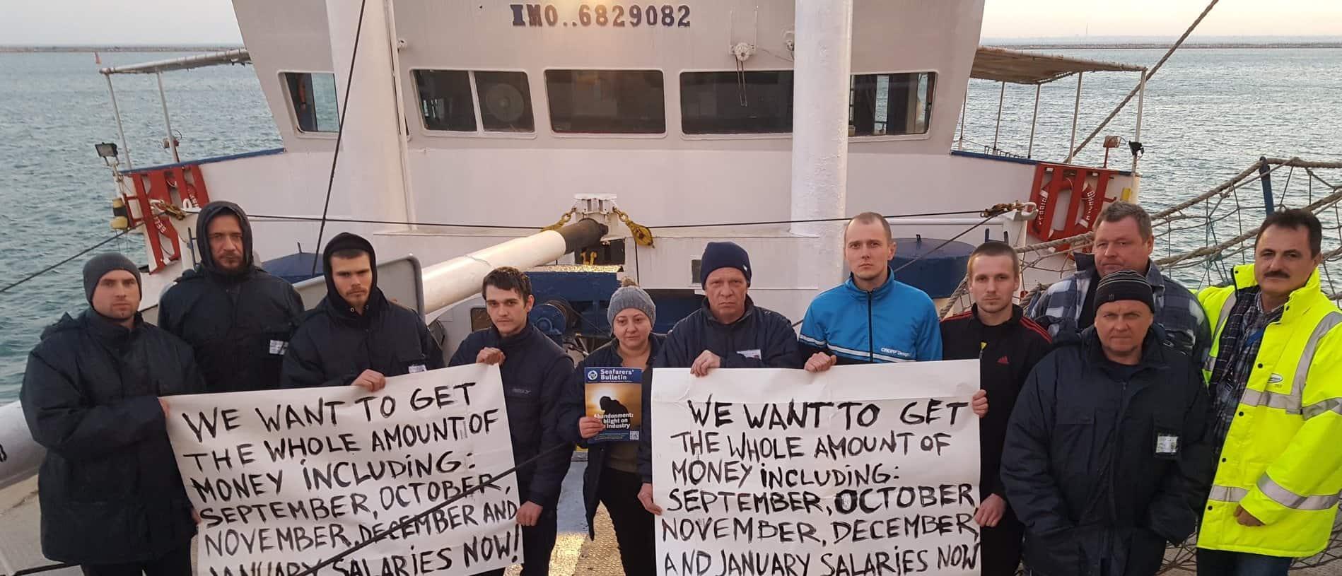 navigatori protest