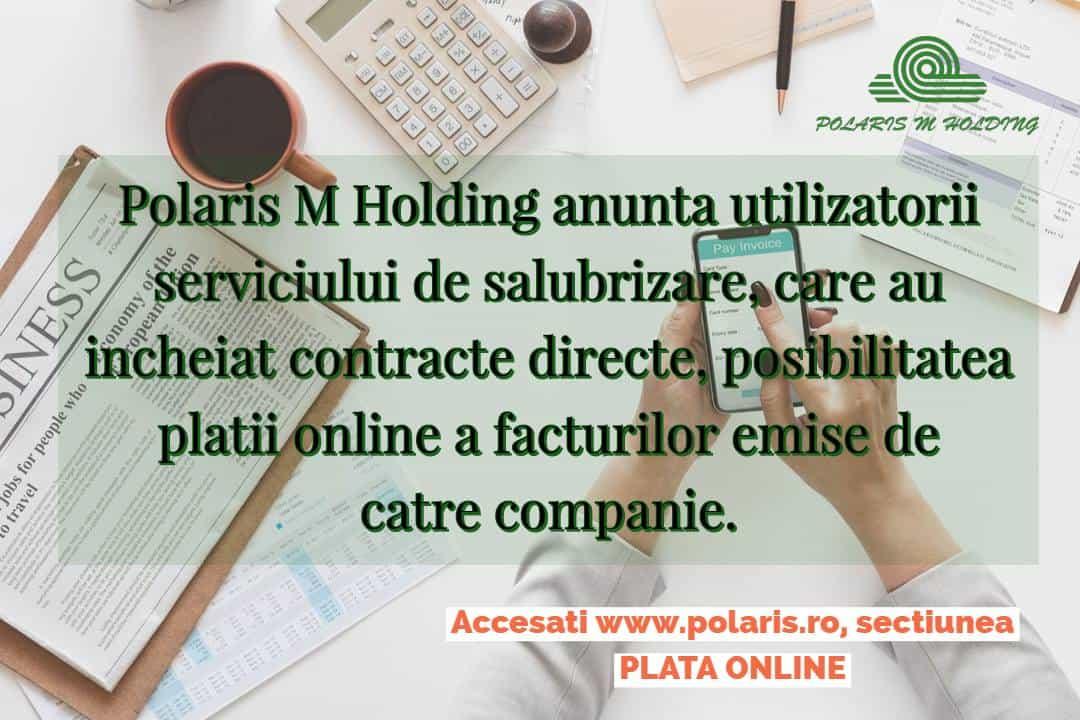 plata online Polaris M Holding