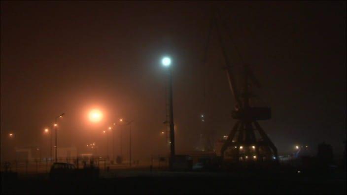 noaptea ceata port