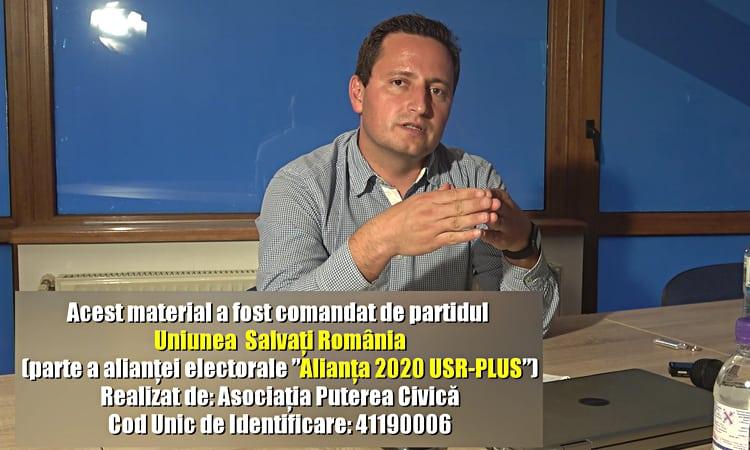 Nicolae Stefanuta interviu Constanta